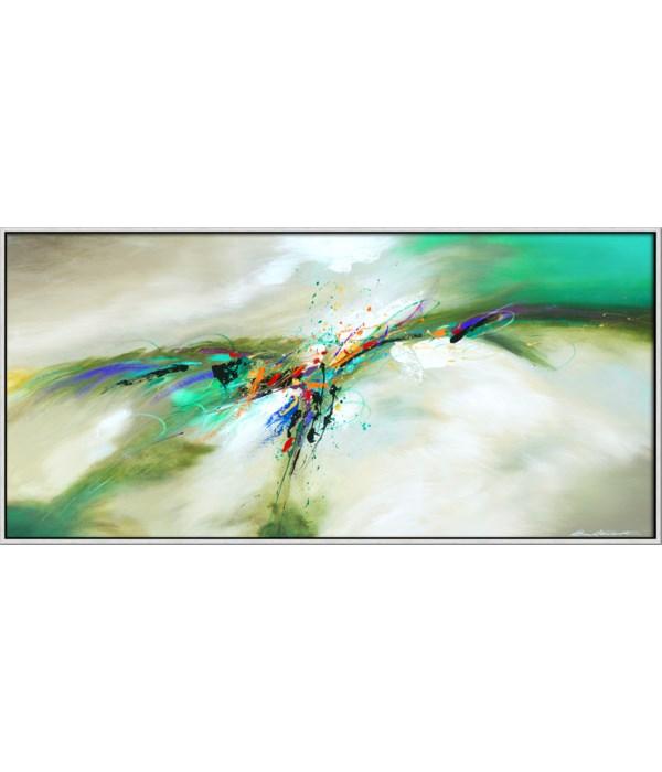 CELEBRATION (giclee)(framed)