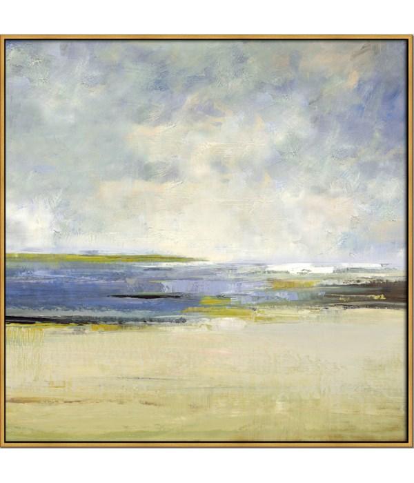 LAND'S END II (framed)