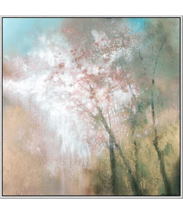 THROUGH THE TREES (giclee)(framed)