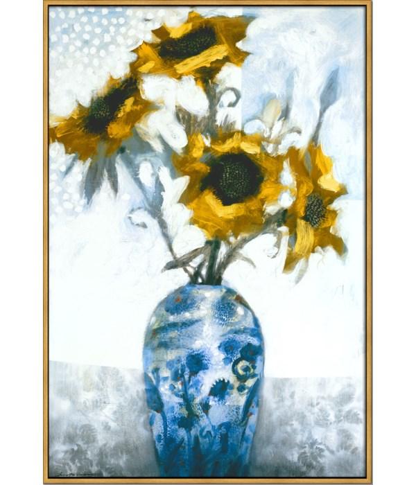 SUMMER SPLASH (giclee)(framed)