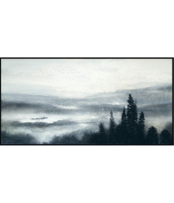 EARLY MORNING (HIGH GLOSS) (framed)