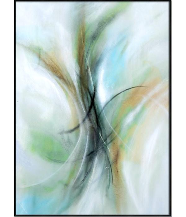 BREEZY (framed)
