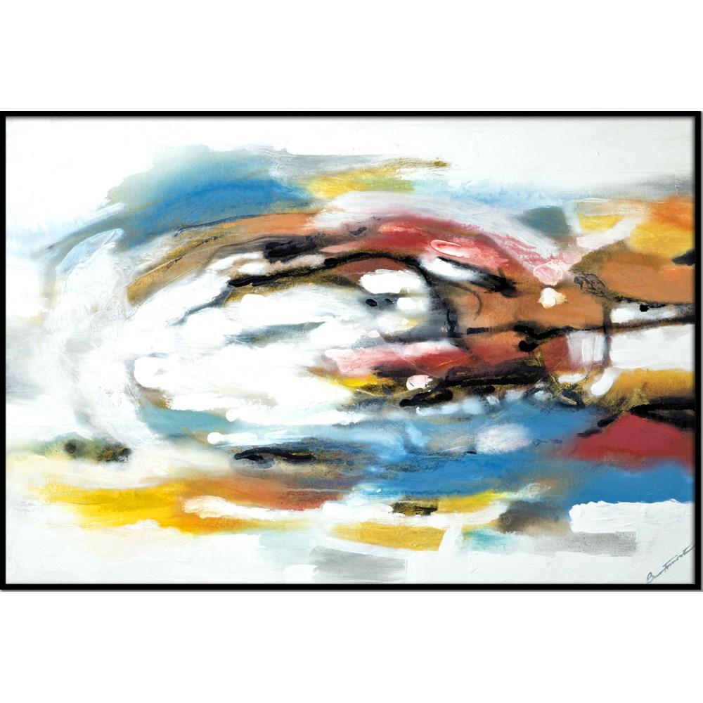 COLOR FLOW (framed)