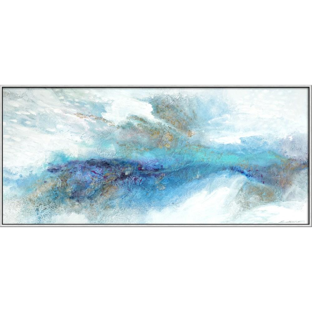 ANCIENT RIVER (framed)