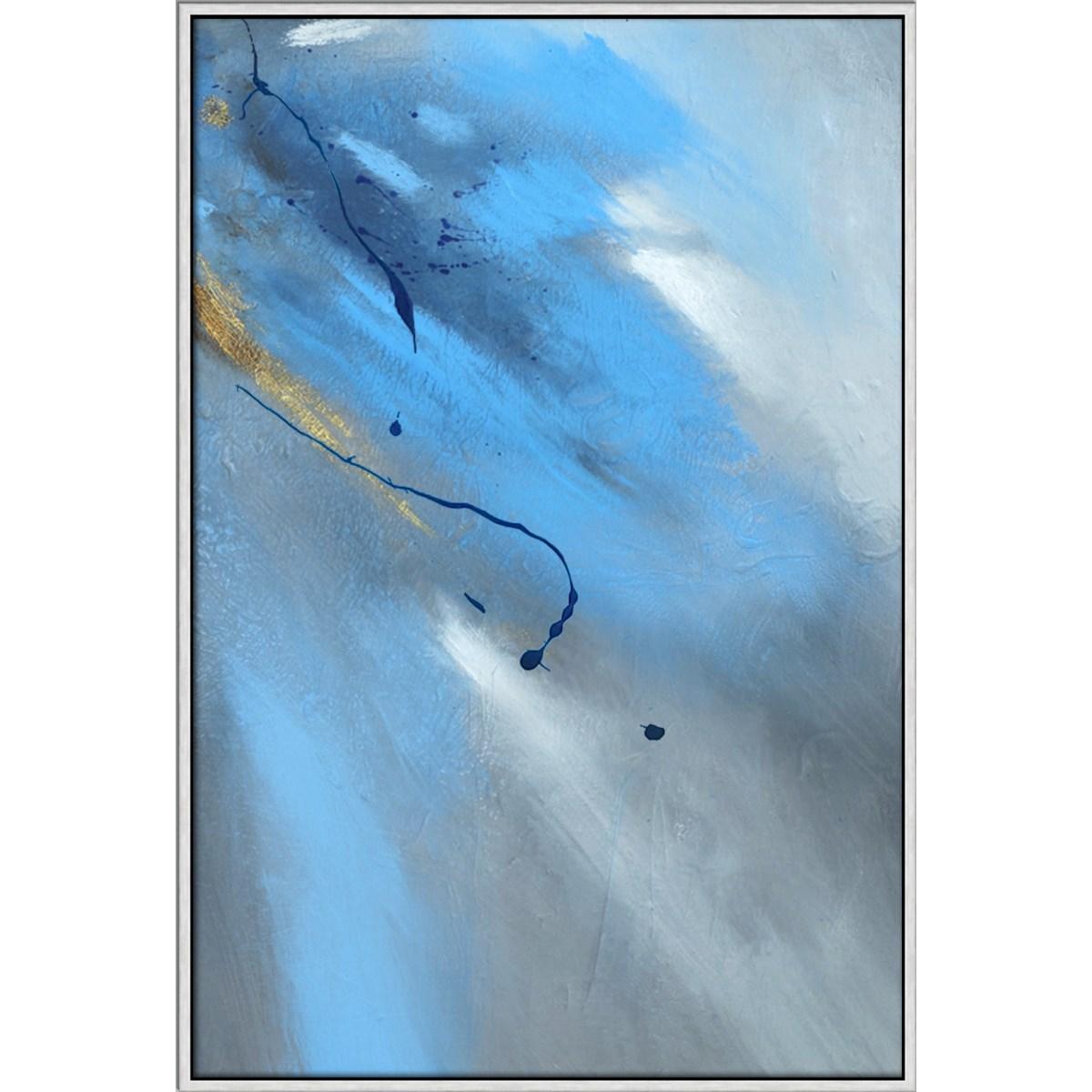 BREAK FREE III - HIGH GLOSS (framed)