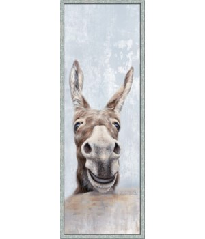 DONKEY RIGHT (framed)