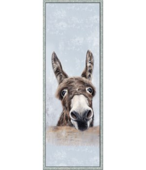 DONKEY LEFT (framed)