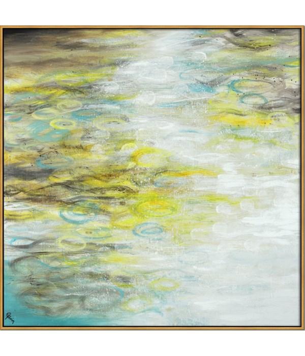 MEANDERING (giclee)(framed)