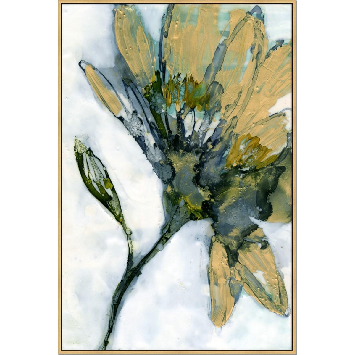 FLOWER ALLOY I (framed)