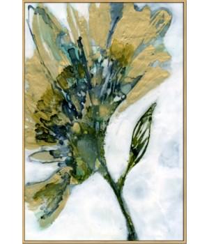 FLOWER ALLOY IV (framed)