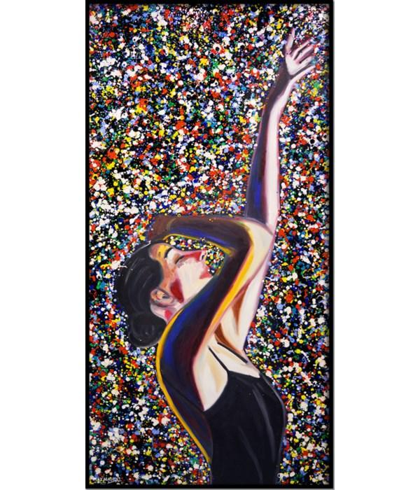 THE DANCE (framed)