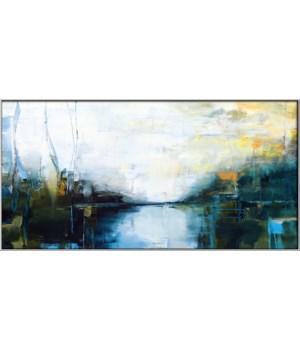 EXODUS (long) (framed)