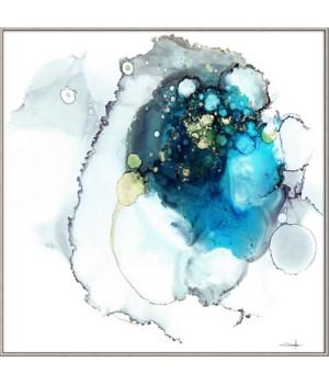 CENOTE - HIGH GLOSS (framed)