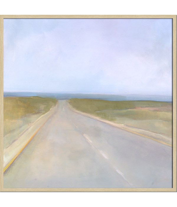 THE LONG WAY HOME (framed)