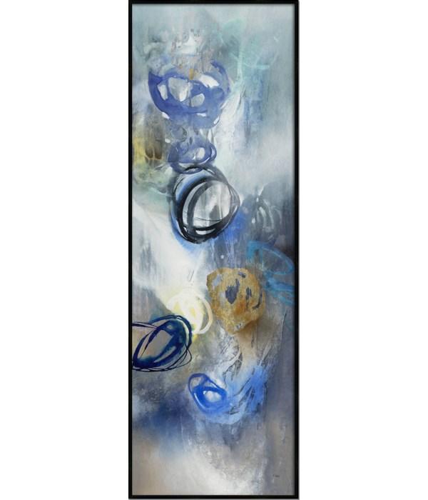 WATER ROSES II (framed)