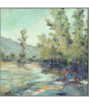RURAL LAND I (framed)