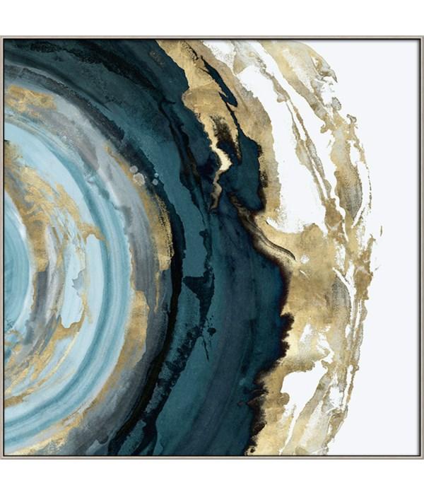 GEO CIRCLE II (framed)