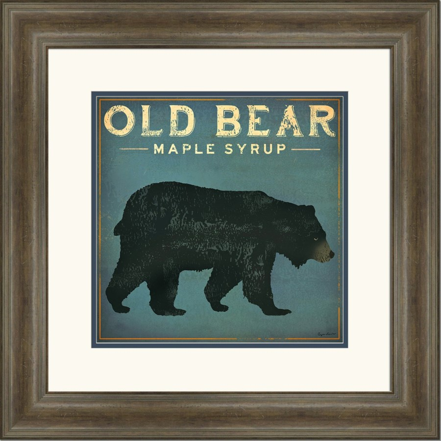 OLD BEAR MAPLE SYRUP