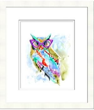 SMARTY-PANTS OWL