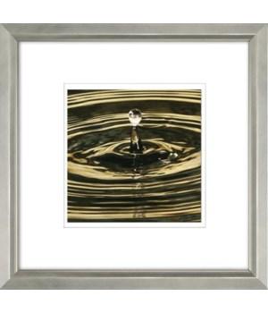 RIPPLES V (bronze reflection)