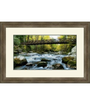 ON THE ROCKS PANORAMA (giclee)