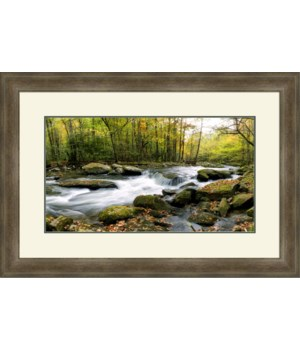OVER FLOW PANORAMA (giclee)