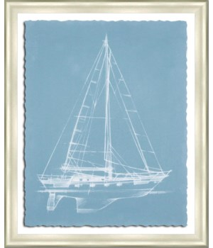 YACHT SKETCHES II (giclee)