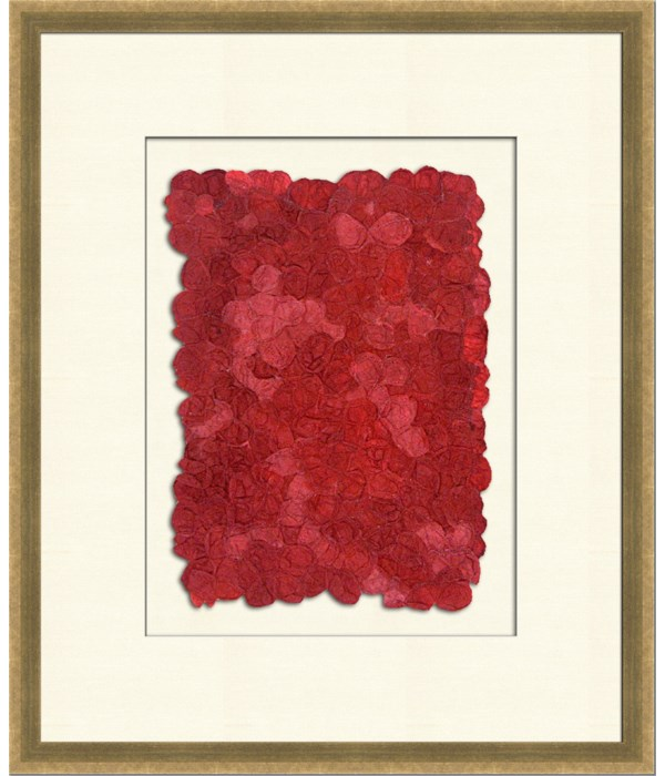 BOMBYX SILK PAPER EGYPTIAN RED SMALL