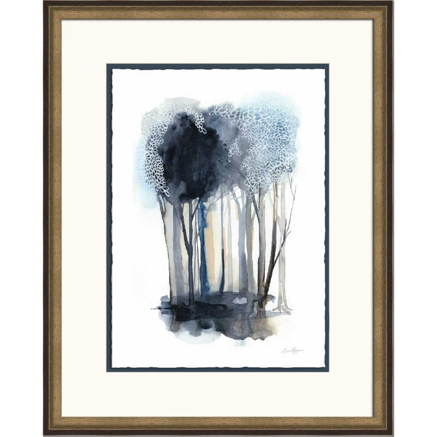 TRANQUIL COPPICE II (s/n ltd edt giclee)