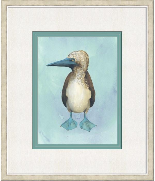 WATERCOLOR BIRDS I
