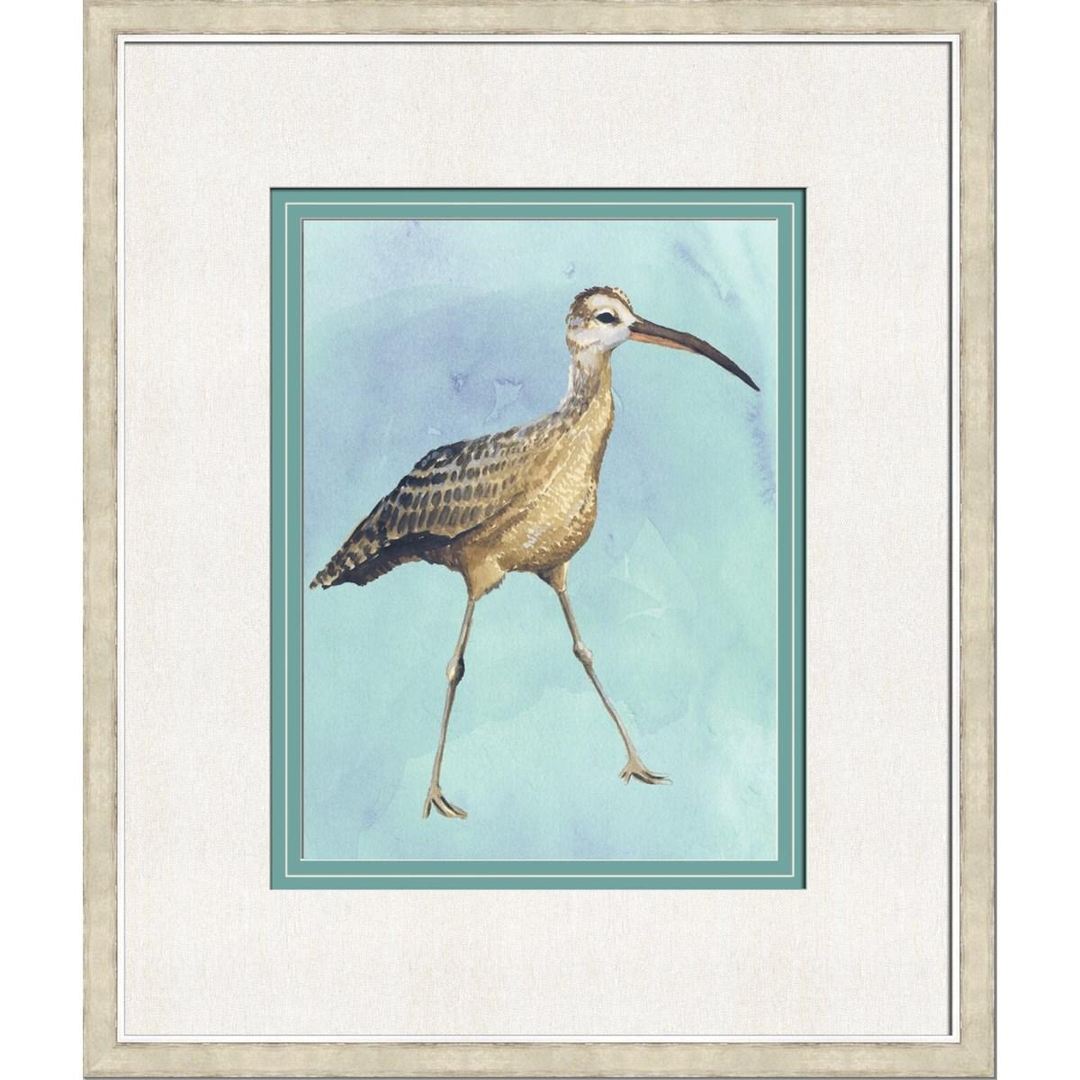 WATERCOLOR BIRDS II