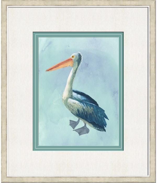 WATERCOLOR BIRDS V