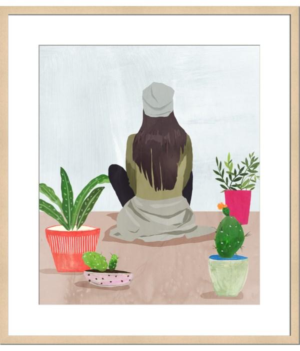 PLANT LADY I