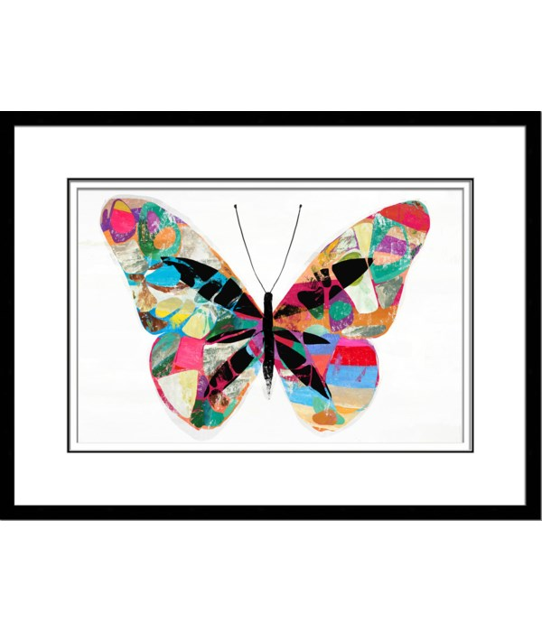CHEERFUL BUTTERFLY
