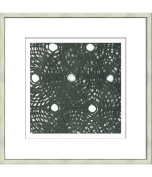 MULBERRY PAPER SOLAR CHARCOAL SQ.
