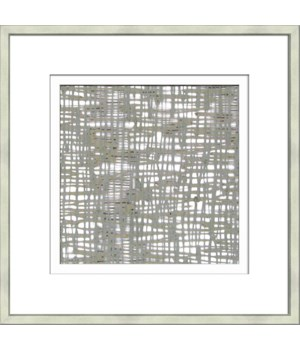 MULBERRY PAPER WEAVE SQUARE