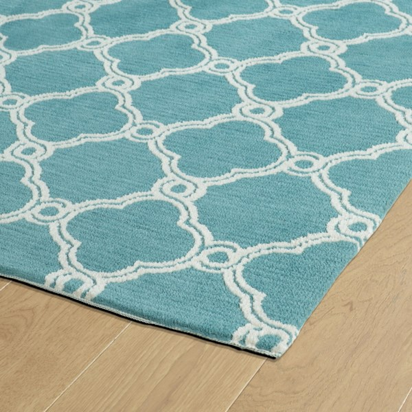 Kaleen Cozy Toes Turquoise 8 Ft X 10 Ft Area Rug Ctc10: Cozy Toes Collection (ctc)