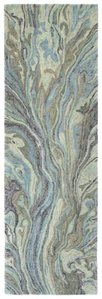 Marble MBL04-17 Blue
