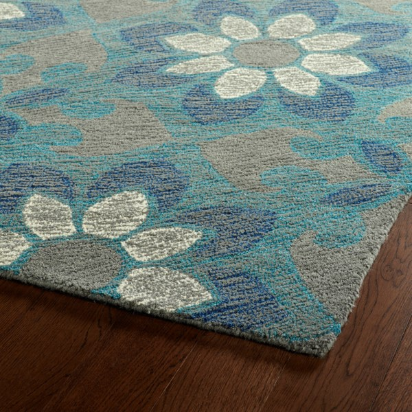 Mtg02 75 Grey Montage Collection Kaleen Rugs