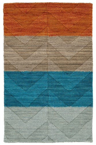 Imprints Modern IPM05-Color Blanket