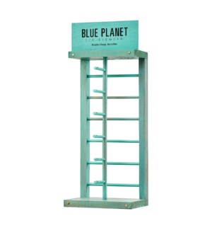 6PC COUNTER DISPLAY-TURQUOISE PATINA