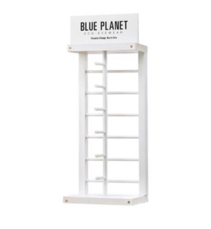 6PC COUNTER DISPLAY-WHITE