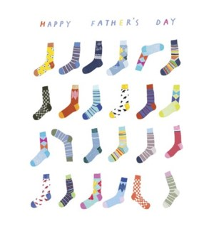 SOCKS FATHER'S DAY