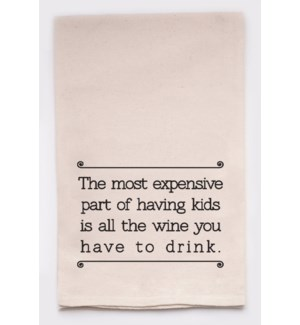 expensive part of kids