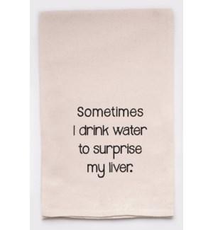 surprise liver