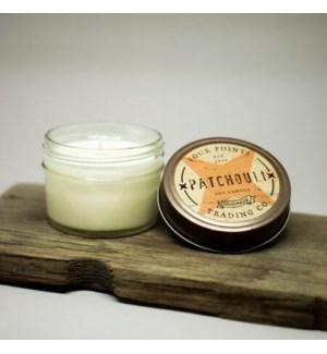 Patchouli 4 oz Soy Candle