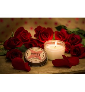 Rose 4 oz Soy Candle