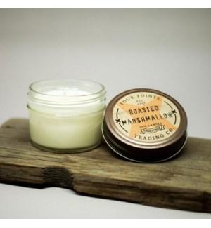 Roasted Marshmallow 4 oz Soy Candle