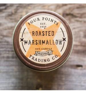 Roasted Marshmallow 8 oz Soy Candle