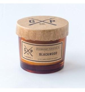 Blackwood 2.5oz. Candle